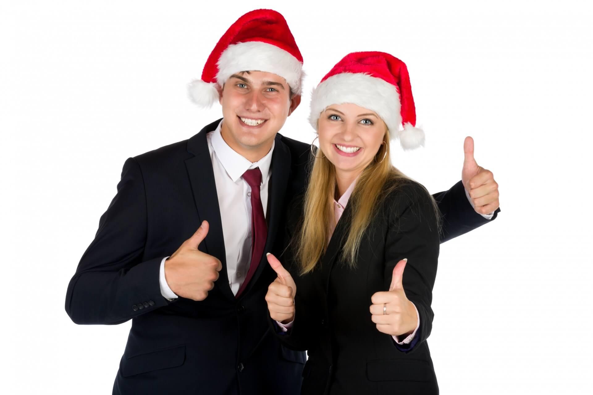 christmas-business-people
